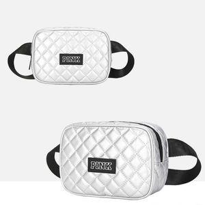 Victoria's Secret PINK NWT Quilted Waist Bag